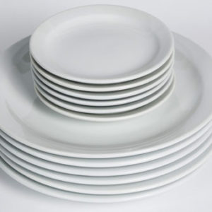 Plates and Side Plates-0