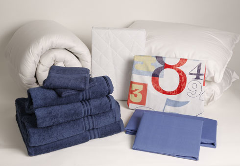 Student Linen Home Comfort Plus Pack - Numbers Duvet Cover-2886