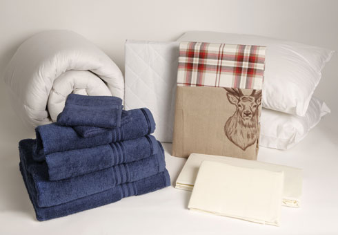 Student Linen Home Comfort Plus Pack - Autumn Stag Duvet Cover-2887
