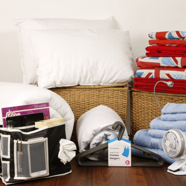 Student Linen Home Comfort Plus Pack - Union Jack Duvet Cover-3205