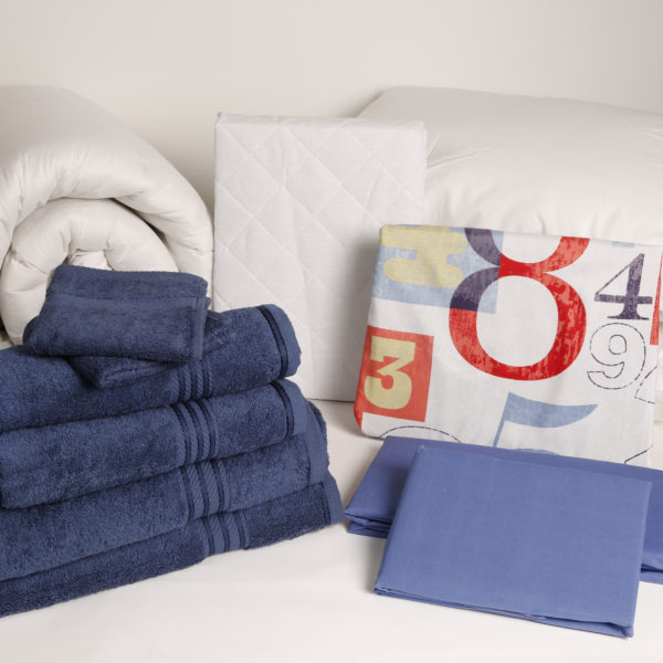 Student Linen Home Comfort Pack - Numbers Duvet Cover-2940