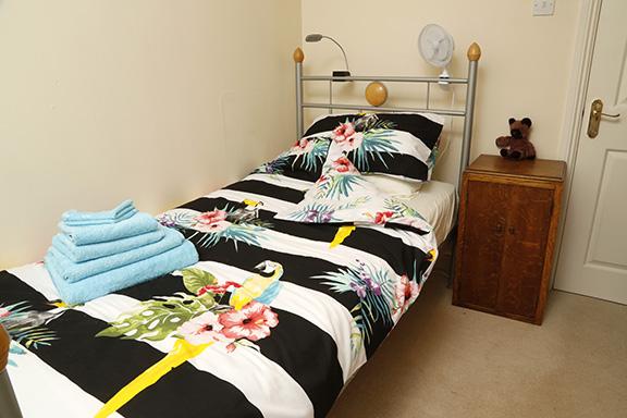 Student Linen Home Comfort Plus Pack - Parrot Duvet Cover-0