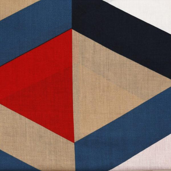 Student Linen Home Comfort Pack - Geometric Pattern Duvet Cover-3184