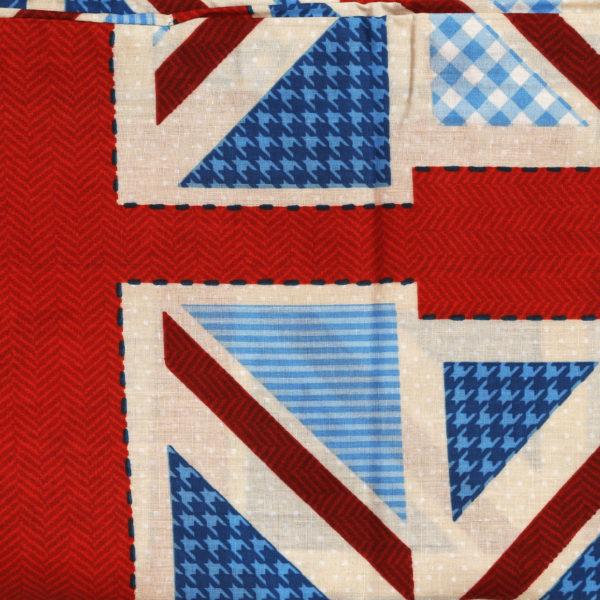 Student Linen Home Comfort Pack - Union Jack Duvet Cover-3186