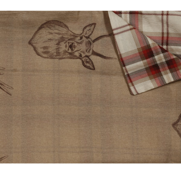 Student Linen Home Comfort Pack - Autumn Stag Duvet Cover-3190