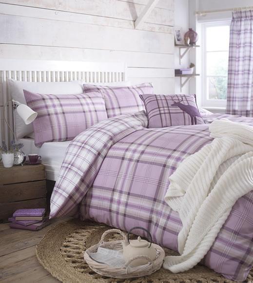 Student Linen Home Comfort Pack - Kelso Reversible Duvet Cover-0