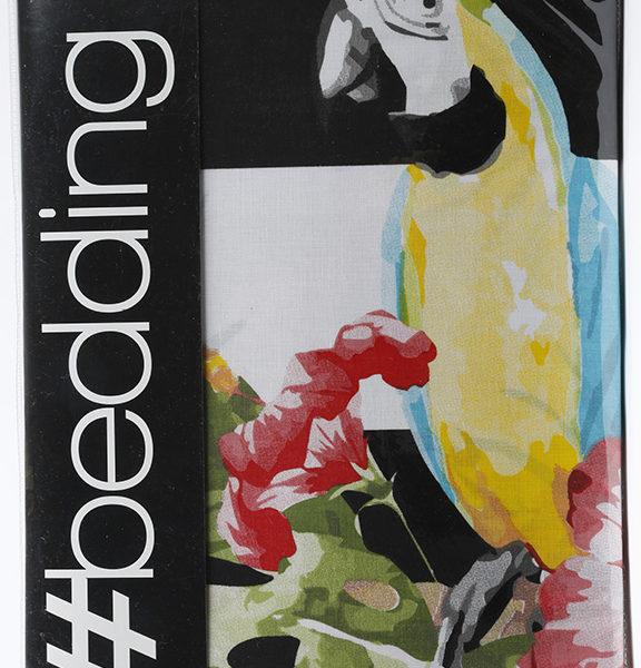 Student Linen Home Comfort Plus Pack - Parrot Duvet Cover-3258