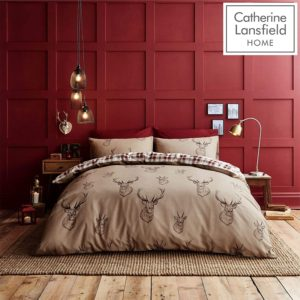 Student Linen Home Comfort Plus Pack – Autumn Stag Duvet Cover